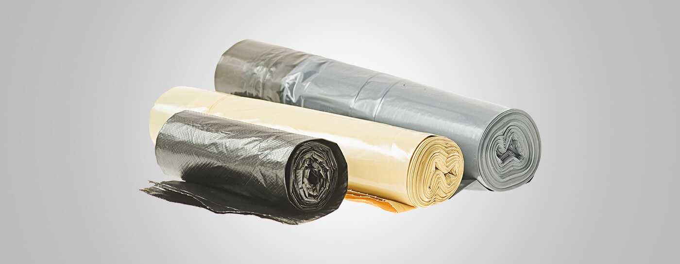 Garbage bags for businesses