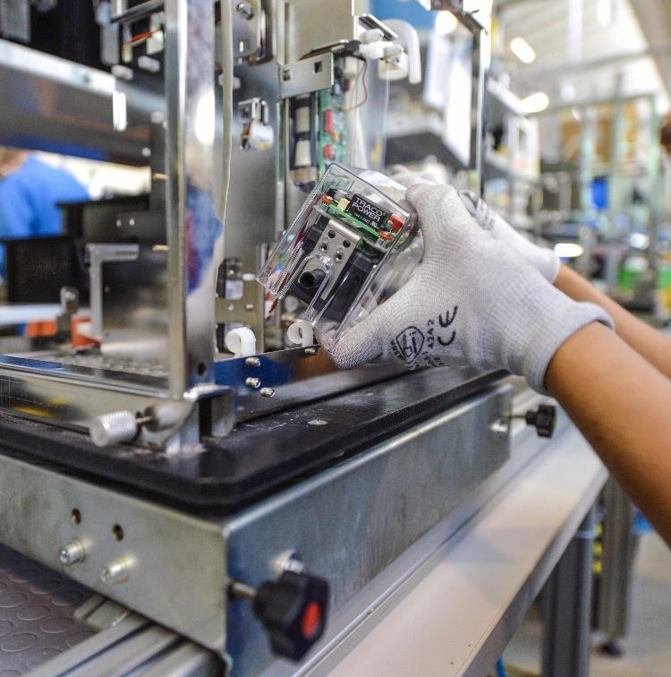 equipment manufacturing operations